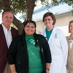 LAREDO, Texas – It was a mission well done for a group of more than 40 students and faculty from the Texas A&M University-Corpus Christi College of Nursing and Health Sciences, who volunte ...