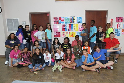 Math Camp Garcia Center 2