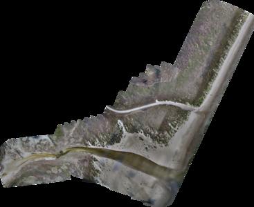 Newport Pass Orthomosaic