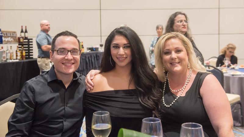 Rafael Muniz, Victoria Mireles, Jess Arroyo