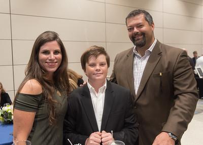 Alisa Wagner, Isaac Wagner, Dr. Daniel Wagner