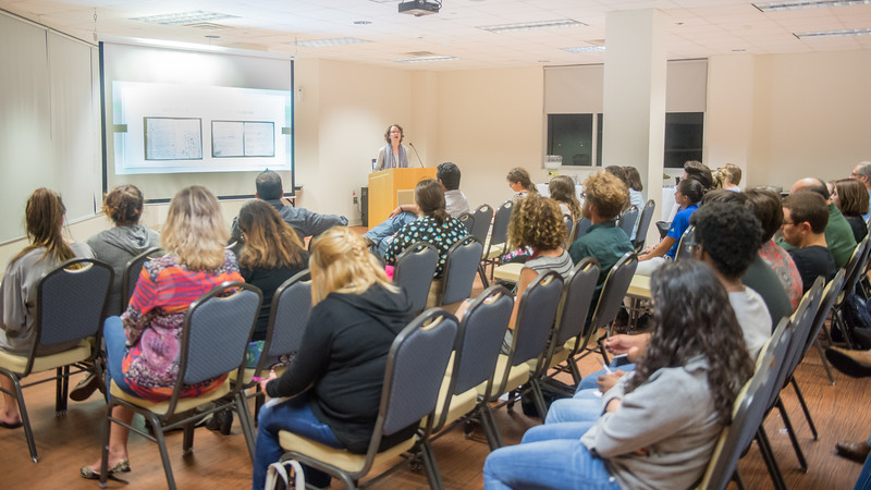 The Texas Speaker Series welcomes Claudia Stokes, Professor and Chair of English Department at Trinity University in San Antonio, to speak to students about the literary history of quotation.
