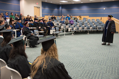 121517 CoSE Hooding & Recognition Ceremony