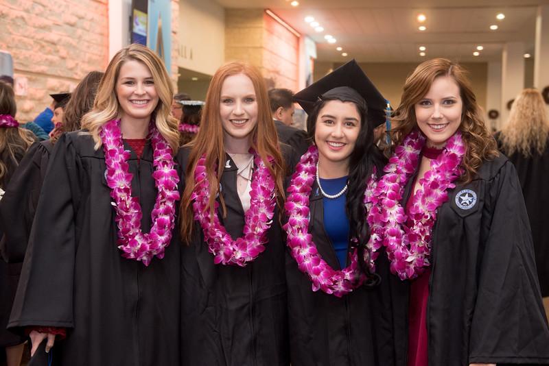 Christine Cantrell (left), Chelsea Bosworth, Elizabeth Chapa, and Brandi Kabela.