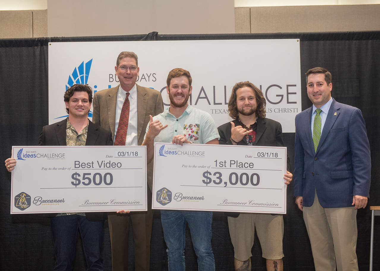 Pitch Perfect' Win for Buc Days Ideas Challenge Winner Texas