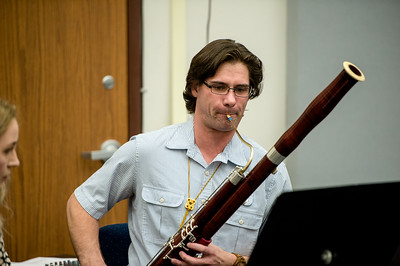 Bassoon Week guest Rich Brownell