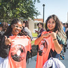 Adrianna Lamothe (left), and Kayla Reyna pose for a photo during the Islander Music Festival.