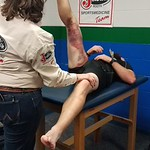 Hamstring Injury on a Rodeo Athlete