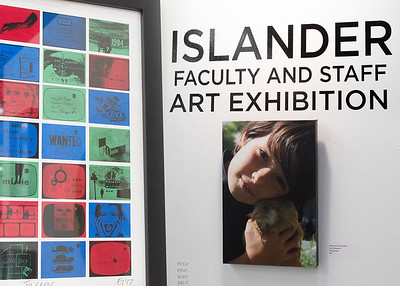 051718 Faculty and Staff Art Reception