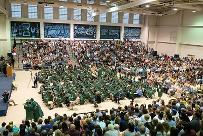 060118 Rockport Fulton High School Graduation