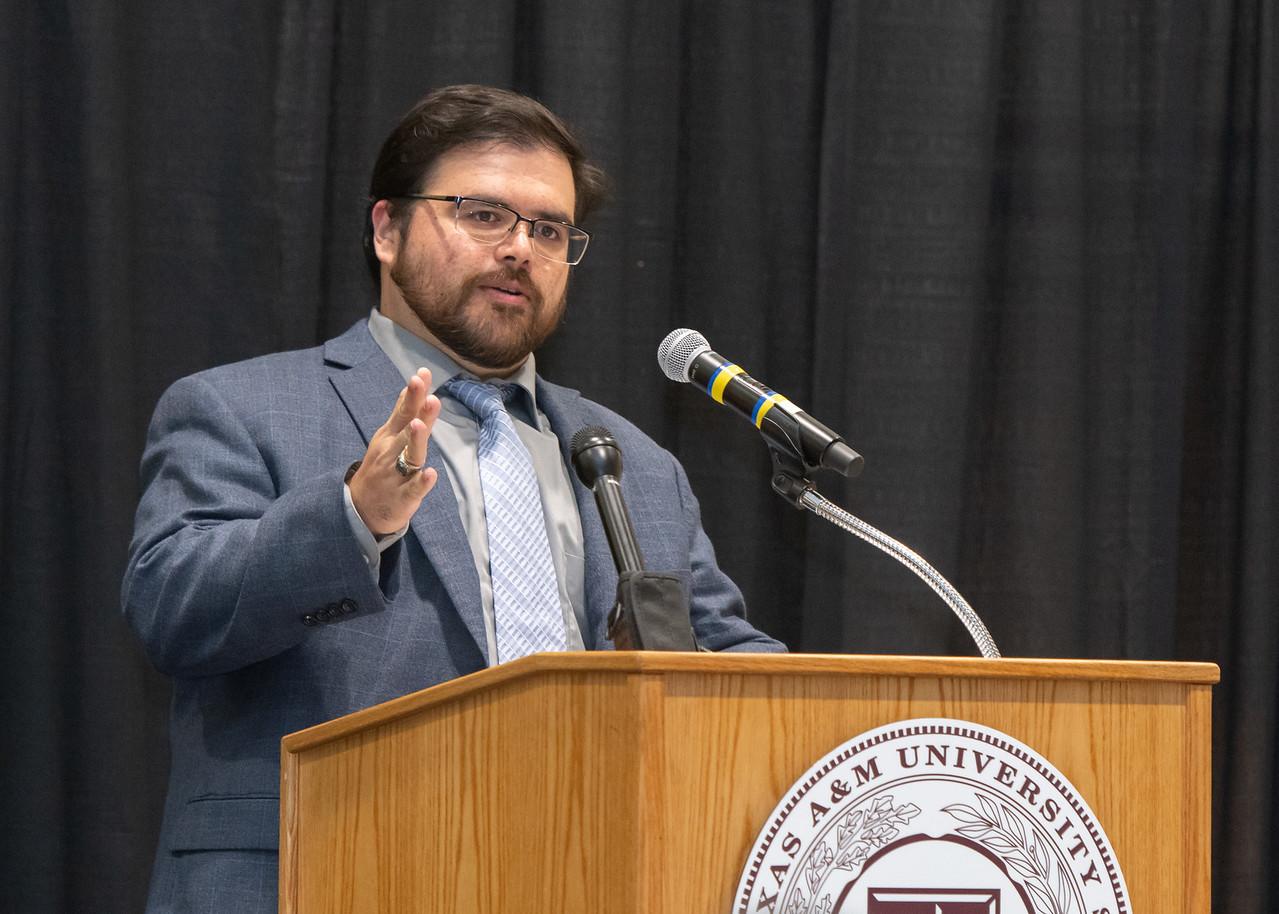 Texas A&M University - Kingsville Alumnus Tymothy Belseth