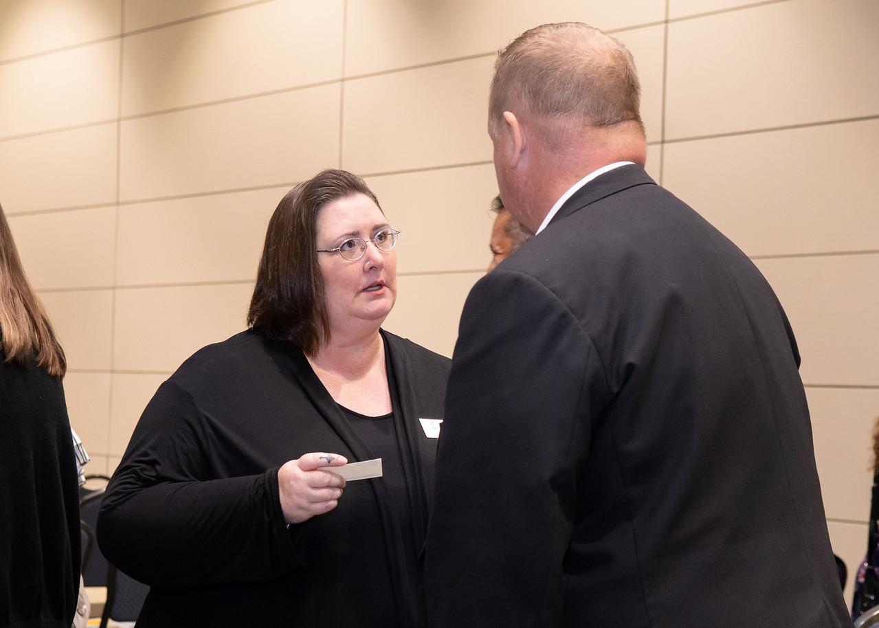 Dr. Rachel Kirk, Academic Advisor/Foster Care Liaison (left)