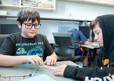 Tyler Shearin (Left) and Joseph Ayala (Right)