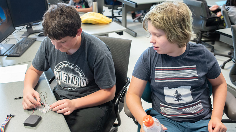 Wells pettus (Right) and Aaron Martinez (Left)
