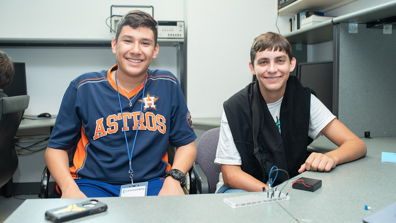 Joseph Ayala (Left) and Tyler Shearin (Right)
