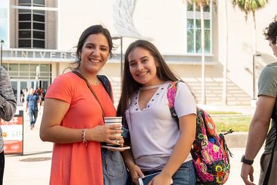 Abigail Pedroza (left), and Jennifer Martinez