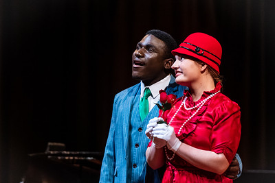 Texas A&M University-Corpus Christi's Fall 2018 Pinstripe Harry Opera Performance.