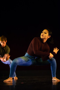 """""""Coffee Shop,"""" choreographed by Sarah Gonzalez, was performed in the fall 2018 Island Dance Demo."""