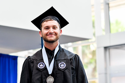 Over 1100 Islanders receive their degrees from the university's five different colleges during two Commencement ceremonies held on May 12, 2018.