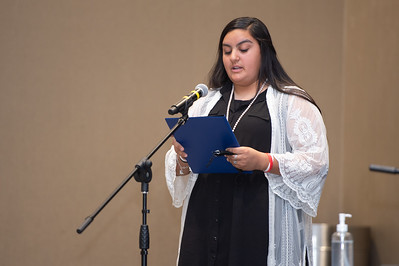 Makayla Rodriguez, a junior at Premont High School, is one of about 75 students who will benefit from dual enrollment at Texas A&M University-Corpus Christi and Premont ISD starting in fall 2021.