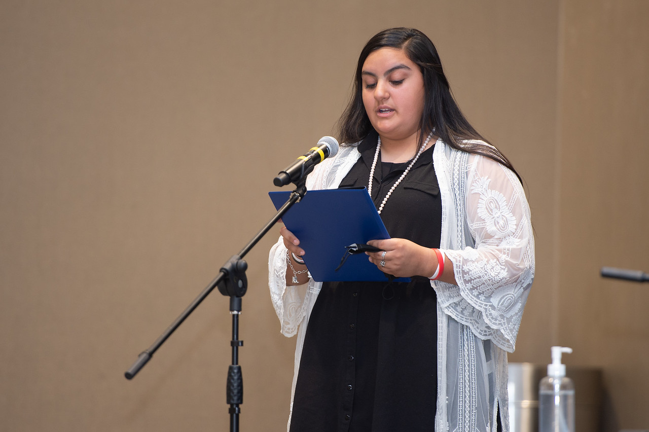 Makayla Rodriguez, a junior at Premont High School, is one of about 75 students who will benefit from dual enrollment at Texas A&M University-Corpus Christi and Premont ISD starting in fall  ...