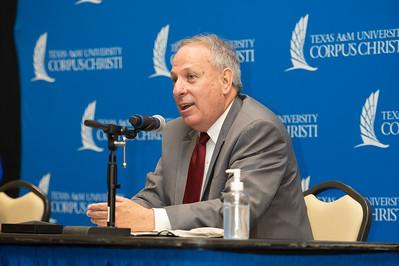 Premont ISD Superintendent of Schools Steve VanMatre
