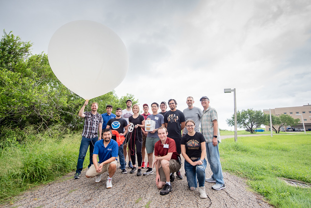 Texas A&M University-Corpus Christi hosts an Ozone Sonde Workshop in collaboration with the DCOTSS (Dynamics Chemistry Of The Summer Stratosphere) & NASA.
