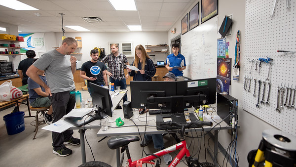 TAMU-CC hosts an Ozone Sonde workshop at TAMU-CC.
