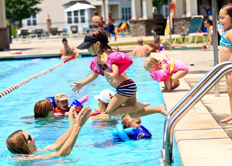 Pool Time - July 4th Weekend-9295