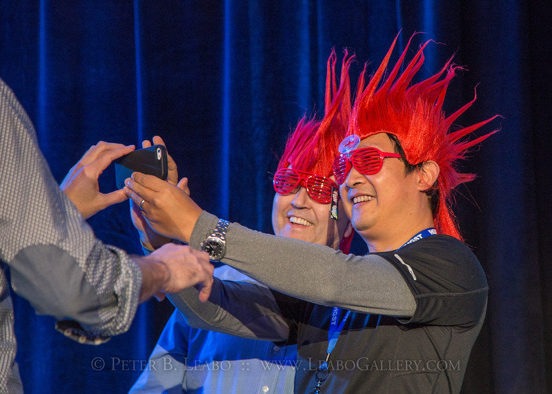 HGST 2015 Leadership Conference talent show at the Ritz-Carlton, Rancho Mirage, CA, on Feb. 10, 2015.
