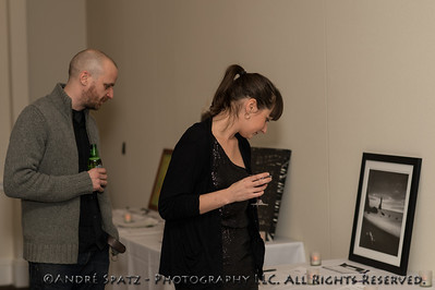 Artisan Silent Auction to raise money for Jazmine Fuentes and The Allyson Whitney Foundation. Nick Belton; Rebecca Belton