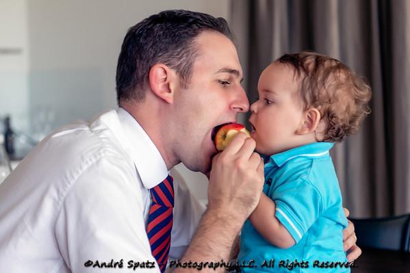 Alexandre & Philippe: Father & Son