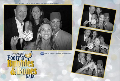 Footy's Bubbles & Bones Gala