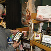 May 6, 2009: Sister Charlene Ann Wheeless, manager of the monastery gift shop, looks over gifts specifically for mothers. Many other items at the shop make perfect gifts, such as music boxes, rosaries, CDs, angels, books, and candles, as well special items made by the sisters, including paintings, needlework, cards, floral arrangements, and wreaths.