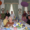 May 9, 2009: Academy Alumnae Association Board (on left side of photo) front row, Sandy (Schum) Troth, Julie (Uebelhor) Buechler, Tina Dalton, Mary Jane (Eckerle) Blessinger; back row, Sister Paulette Seng, Jill Ebert-Lasher, Sarah Tucker, Sister Mary Claude Croteau; (on right side of photo) front row, Elaine Baumgart, Ruth Metzger, Ann (Beckman) Nagy; back row, Joan Quante, Kathleen (Bohm) Boink, and Janie (Spahn) Nunning. Missing from photo, Jenny (Vaal) Keller and Sister Patricia McGuire.