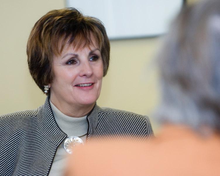 Rebecca Libler, associate dean of education college of education