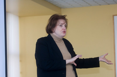 Debra Leggett, assistant professor of counseling