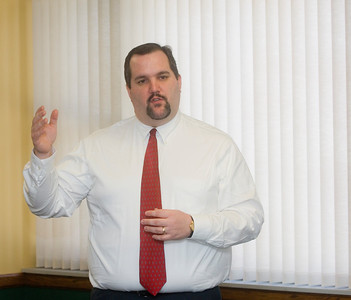 Richard Toomey, Director of admissions