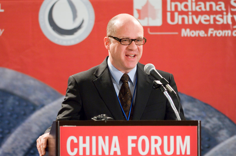 Ted Fishman, Global Economic Expert and Author, China, Inc.