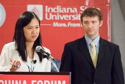 Professor Xing Yuanyuan, PhD, Liaoning University, Indiana State University visiting scholar