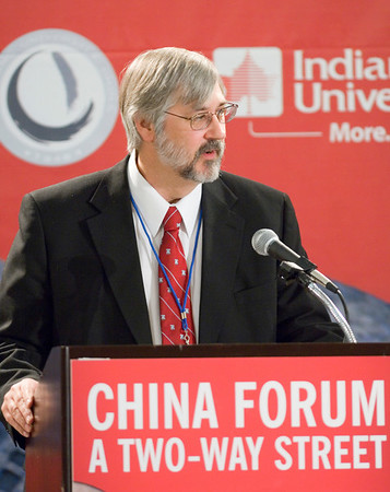 Professor John Conant, PhD, Chair, Department of Economics; Director, Center for Economic Education, Indiana State University