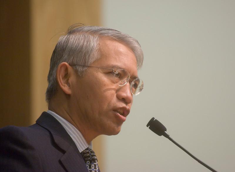 Ambassador Sichan Siv (Survivor, Cambodian Killing Fields)