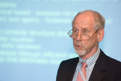 The savings and loan crisis of the 1980s and '90s cost an estimated $150 billion. Legislation passed in 1991 was intended to reduce the cost of bank failures, but George Kaufman, the John M. Smith professor of finance and economics at Loyola University in Chicago, says the potential costs are still too high. In his presentation for the College of Business at ISU, Kaufman will discuss his ideas for further policy changes so that the cost of bank failures is as low as possible and that the largest institutions will not gamble that regulators will bail them out if they become insolvent.          Kaufman, who is director of the Center for Financial and Policy Studies in the School of Business at Loyola, will spoke at 5 p.m. Oct. 8 in the ISU College of Business, 11th floor conference room.