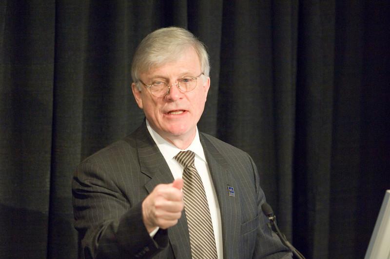 Lloyd W. Benjamin III, President, Indiana State University