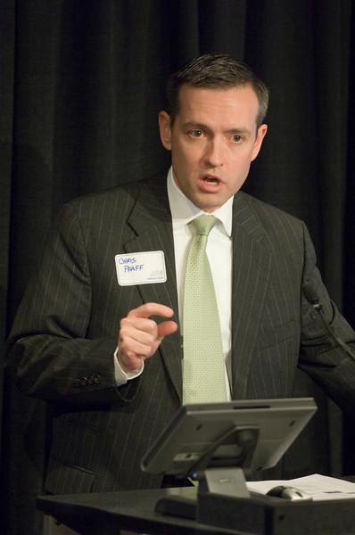 Chris Pfaff, Director of Business Development, Indiana Economic Development Corp.