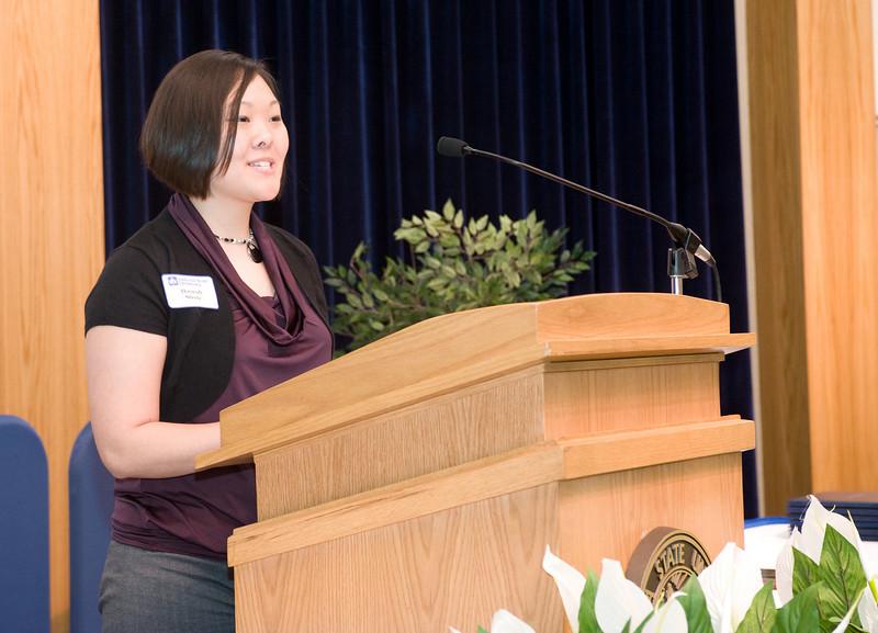 Hannah Steele, Rankin Winner 2008