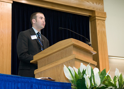 Jesse Hile, associate director of alumni affairs