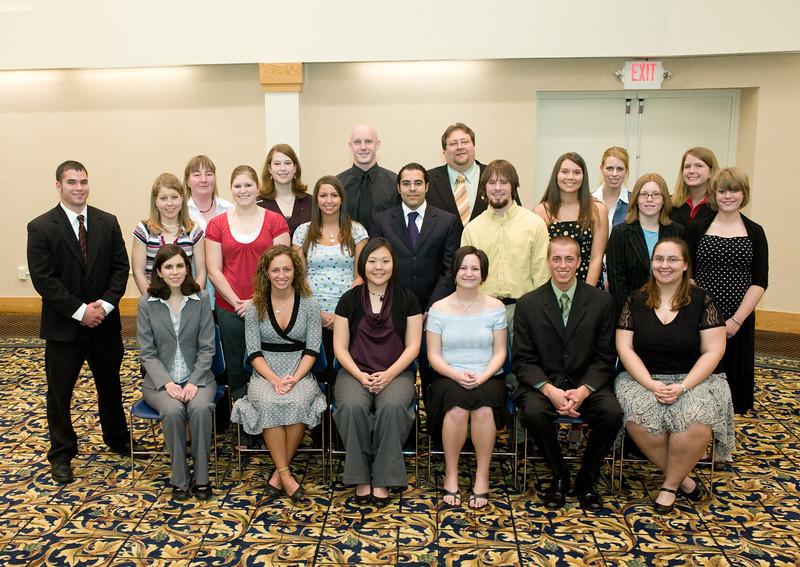 Rankin Award Finalists 2008