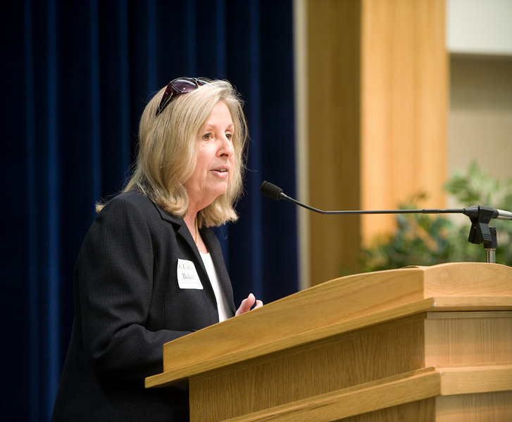 Dr. Catherine Baker, Director of Student Academic Services Center