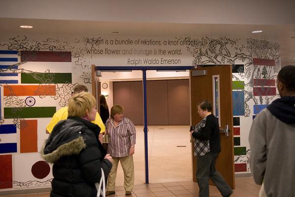 International Mural Dedication